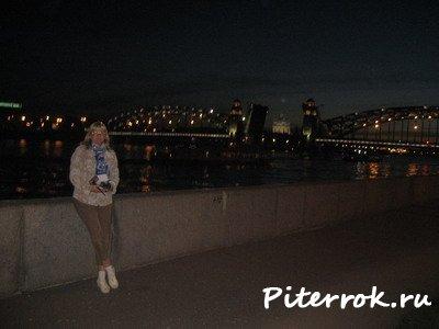 Белые ночи в Петербурге!!!