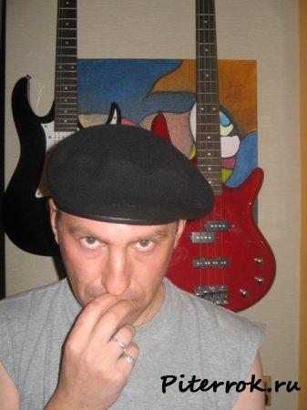 Сергей Смирнов-художник,музыкант